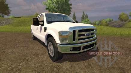 Ford F-350 v2.0 для Farming Simulator 2013