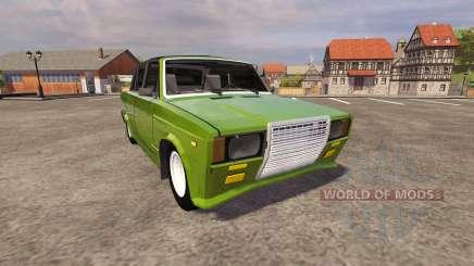 ВАЗ 2107 спорт для Farming Simulator 2013