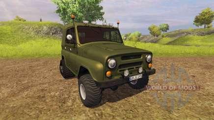 УАЗ 469 для Farming Simulator 2013