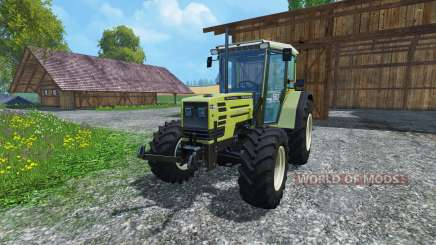 Hurlimann H488 FL v2.0 для Farming Simulator 2015
