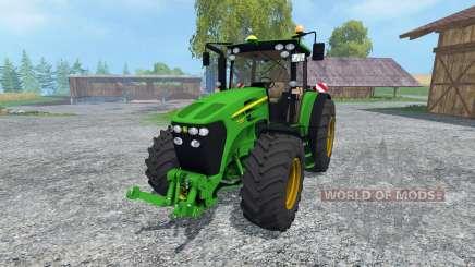 John Deere 7930 v4.0 для Farming Simulator 2015