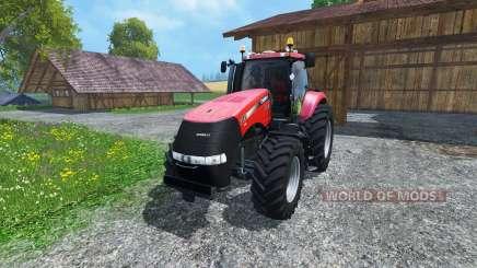 Case IH Magnum CVX 315 v1.3 для Farming Simulator 2015