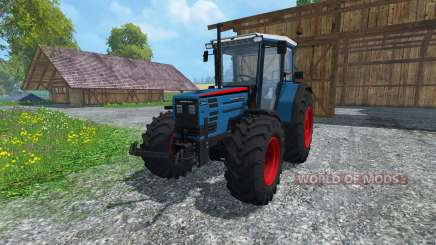 Eicher 2090 Turbo v2.0 для Farming Simulator 2015