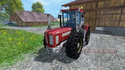 Schluter Super-Trac 2500 VL v1.0.1 для Farming Simulator 2015