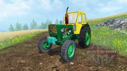 ЮМЗ 6К v3.0 для Farming Simulator 2015