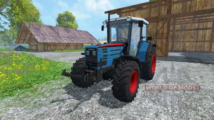 Eicher 2090 Turbo FL v1.1 для Farming Simulator 2015