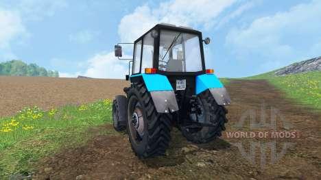 МТЗ-82 v3.0 для Farming Simulator 2015