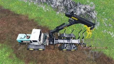 Т-150 buffalo для Farming Simulator 2015