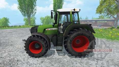 Fendt 930 Vario TMS v2.0 для Farming Simulator 2015
