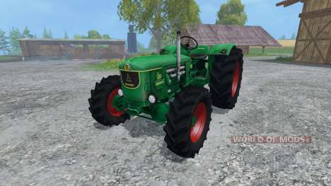 Deutz-Fahr D 8005 для Farming Simulator 2015