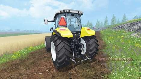 Steyr CVT 6230 Ecotech для Farming Simulator 2015