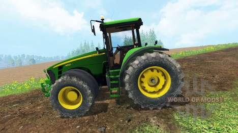 John Deere 8530 для Farming Simulator 2015