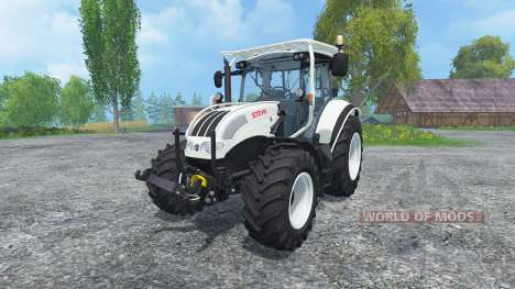 Steyr Multi 4115 Ecotronik v3.0 для Farming Simulator 2015