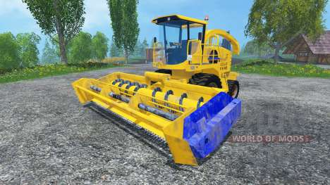 New Holland FX48 для Farming Simulator 2015