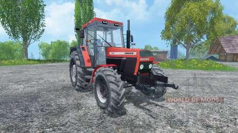 Ursus 1234 v1.1 для Farming Simulator 2015