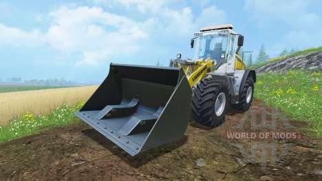 Liebherr L538 custom для Farming Simulator 2015