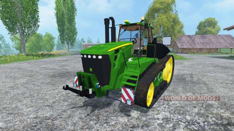 John Deere 9630T для Farming Simulator 2015
