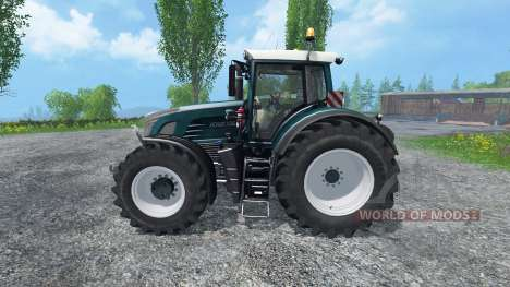 Fendt 936 Vario Petrol для Farming Simulator 2015