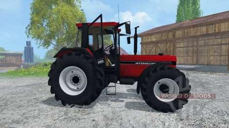Case IH 1455 XL v1.1 для Farming Simulator 2015