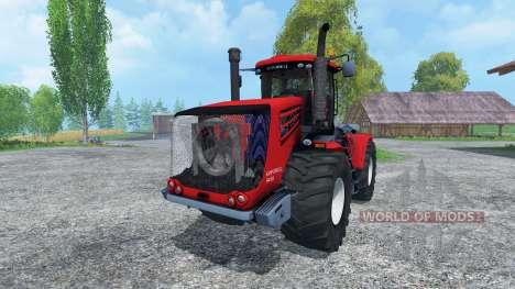 К-9450 Кировец v2.0 для Farming Simulator 2015
