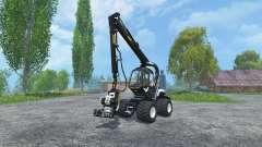 PONSSE Scorpion 4WD EcoLog Cutter v2.0