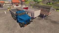 Урал-4320-19 для Farming Simulator 2013
