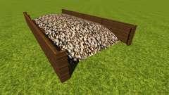 Силосная яма для сахарной свеклы для Farming Simulator 2013