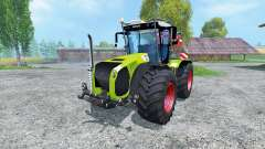 CLAAS Xerion 5000 Forest Edition для Farming Simulator 2015