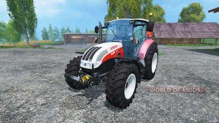 Steyr CVT 6230 Ecotech v1.4 для Farming Simulator 2015