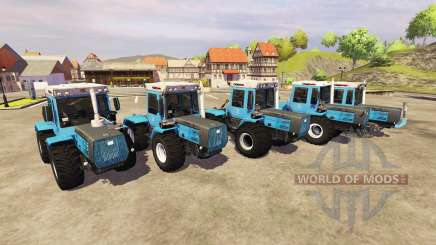 ХТЗ Пак v2.0 для Farming Simulator 2013