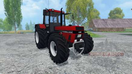 Case IH 1455 XL v1.1 для Farming Simulator 2015