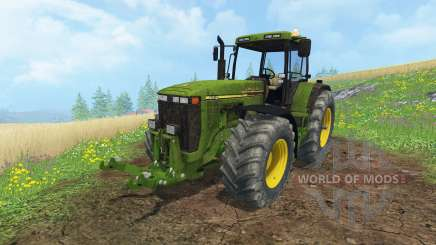 John Deere 8410 для Farming Simulator 2015
