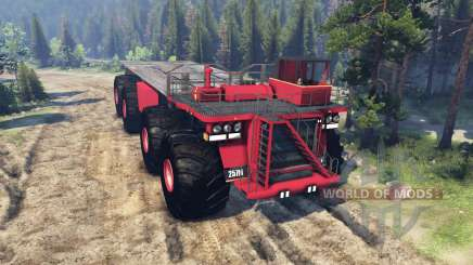 Monster truck для Spin Tires