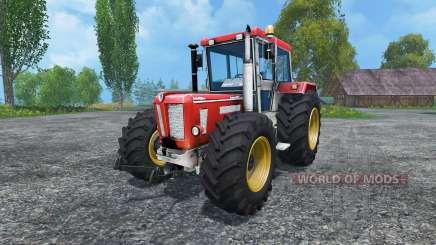 Schluter Super 1500 TVL для Farming Simulator 2015