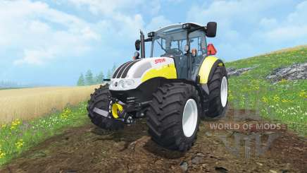 Steyr CVT 6230 Ecotech для Farming Simulator 2015