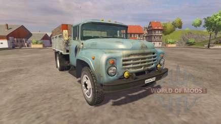 ЗиЛ 130 blue для Farming Simulator 2013