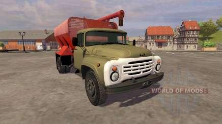 ЗиЛ 130 ЗСК-100 для Farming Simulator 2013