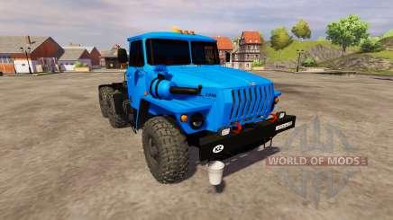Урал-5557 v2.0 для Farming Simulator 2013