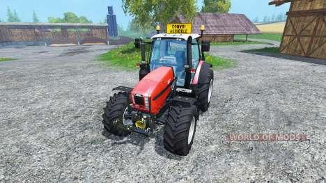 Same Fortis 190 Convoi Agricole для Farming Simulator 2015