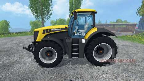 JCB 8310 Fastrac v1.1 для Farming Simulator 2015