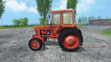 МТЗ-80 v3.0 для Farming Simulator 2015