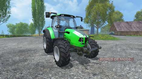 Deutz-Fahr 5150 TTV для Farming Simulator 2015