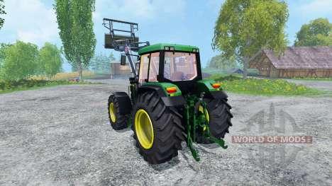 John Deere 6810 для Farming Simulator 2015