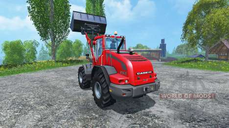 Case IH L538 FB для Farming Simulator 2015