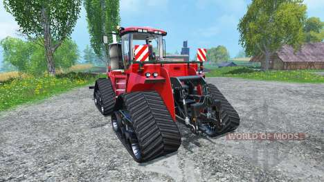Case IH Quadtrac 1000 v1.2 для Farming Simulator 2015