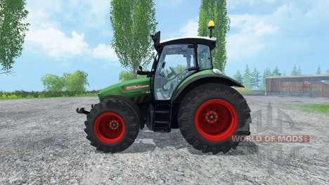 Hurlimann XM 4Ti для Farming Simulator 2015