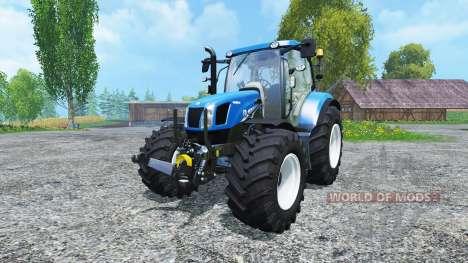 New Holland T6.160 BluePower для Farming Simulator 2015