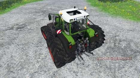 Fendt 930 Vario TMS v2.0 ploughing special для Farming Simulator 2015