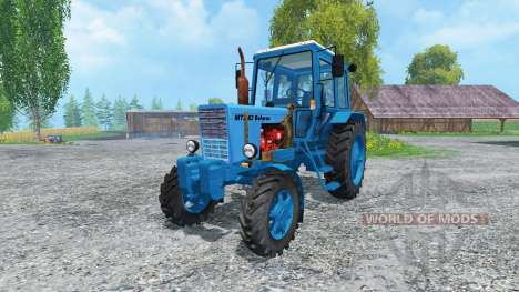 МТЗ-82 для Farming Simulator 2015