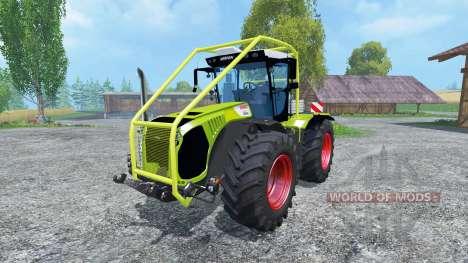 CLAAS Xerion 5000 Arceau Forestierf для Farming Simulator 2015